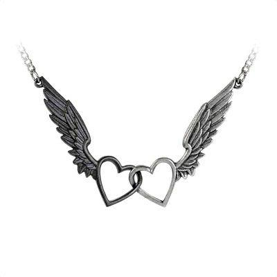collier wings of love