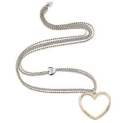 Pendentifs - Colliers Femme Guess Unchain My Coeur UBN78073